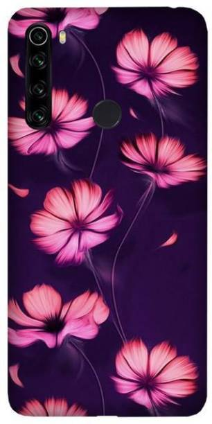 Mobidress Back Cover for Redmi Note 8