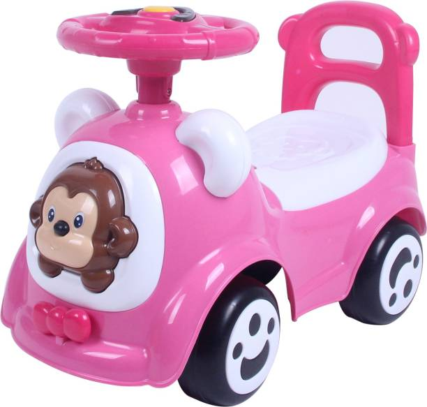 Miss & Chief Sound and Light Rideons & Wagons Non Battery Operated Ride On