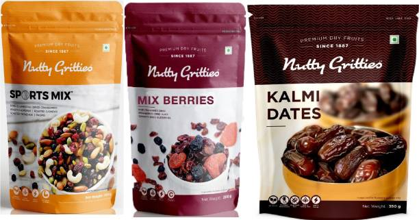 Nutty Gritties Premium Diwali Mixed Nuts Dry Fruits
