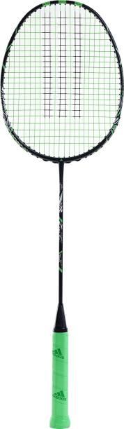 ADIDAS Kalkul A5 Black, Green Strung Badminton Racquet
