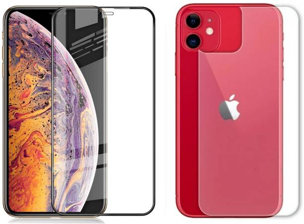 VaiMi Front and Back Screen Guard for Apple iPhone 11