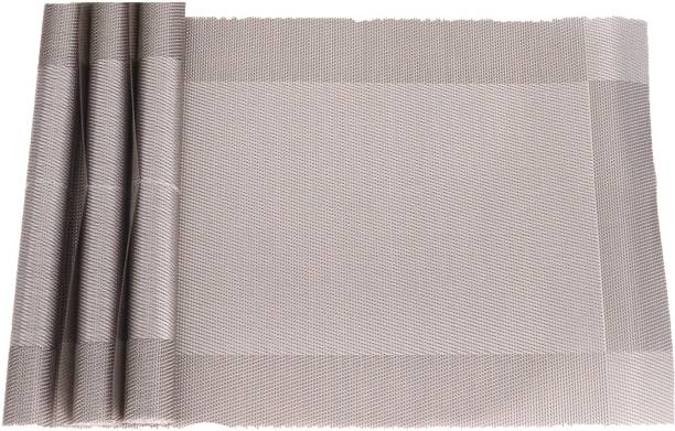 Mopi Silver Organic Cotton Table Linen Set