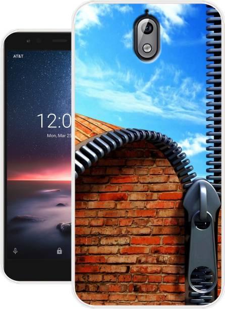 Morenzosmart Back Cover for Nokia 3.1