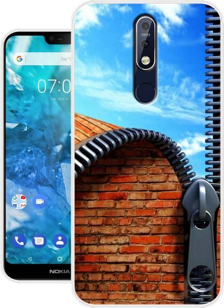 Morenzosmart Back Cover for Nokia 7.1