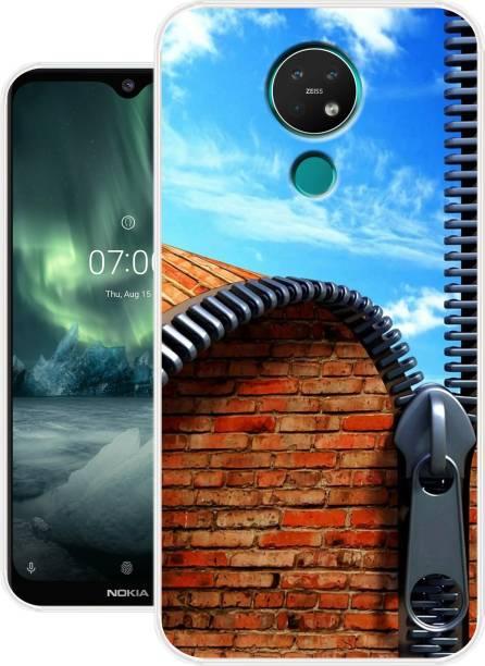 Morenzosmart Back Cover for Nokia 7.2
