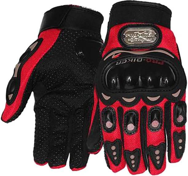 VOCADO Full Bike Riding/Cycling Sports Gloves/Driving RGB569C128 Riding Gloves