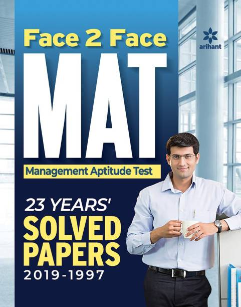 Face to Face Mat with 23 Years Solved Papers (2019-1997)