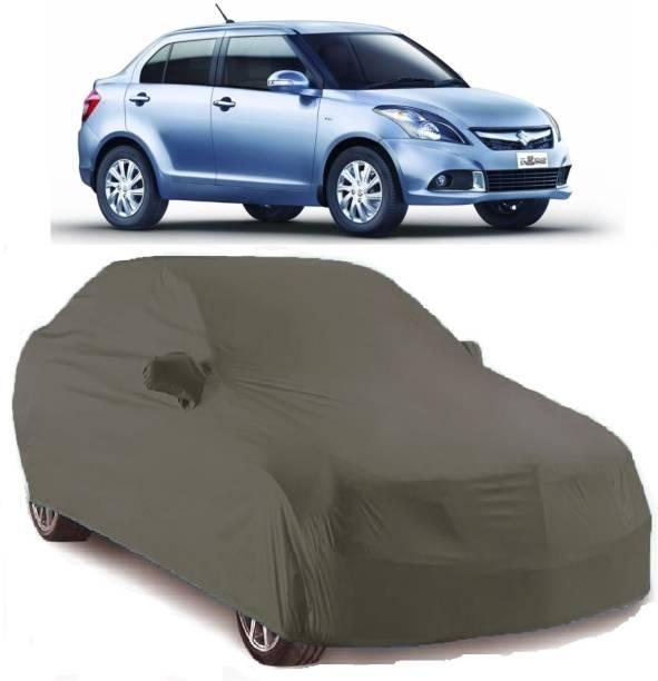 CORASS Car Cover For Maruti Suzuki Swift Dzire (With Mirror Pockets)