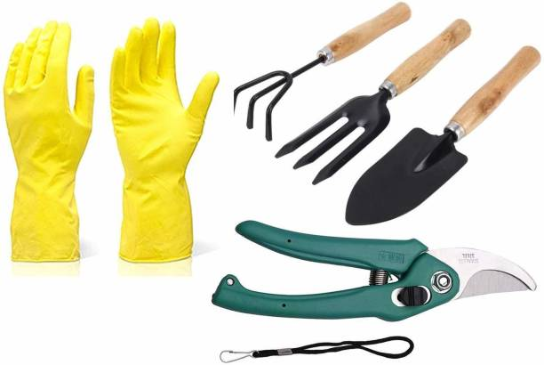 DEVICE OF XACTON GARDEN TOOL SET OF 5 Garden Tool Kit