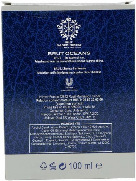 BRUT After Shave - Oceans