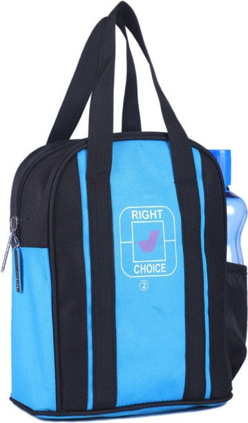 Insulated Lunch Box With Shoulder Strap