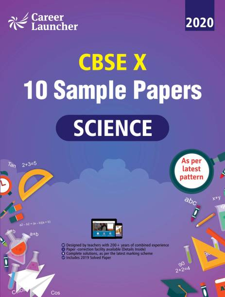 Cbse 2020 Class X 10 Sample Papers Science 3 Edition