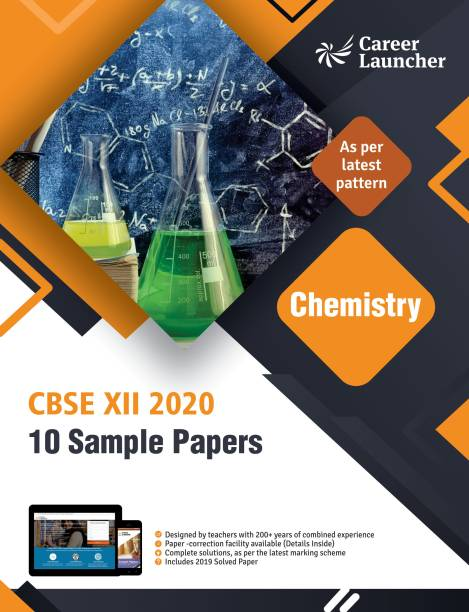 CBSE X II 10 SAMPLE PAPERS CHEMISTRY Second Edition
