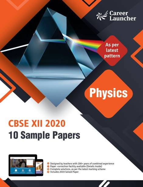 Cbse 2020 Class XII 10 Sample Papers Physics 2 Edition