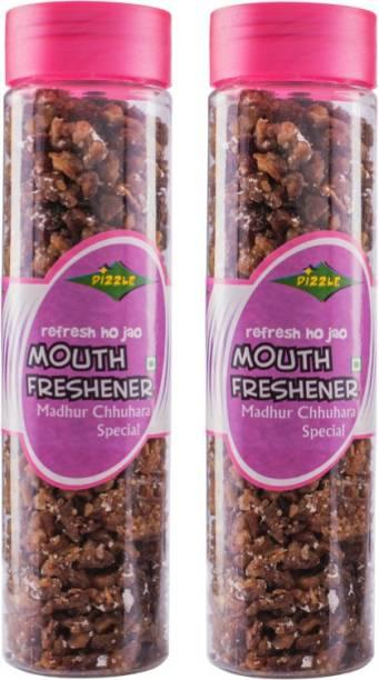 DIZZLE Madhur Chhuhara Special (Pack of 2) chhuhara, Supari coated Chhuhara, Mitha Chhuhara Sp. Mouth Freshener