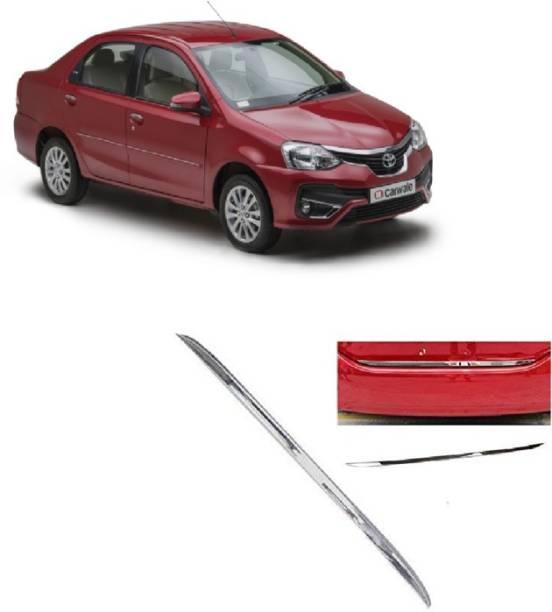 EMPICA 858559-76546336-8668-032 Glossy Toyota Etios Rear Garnish