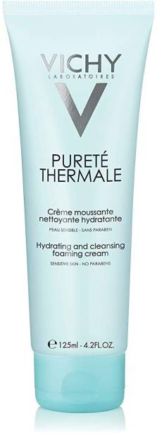 Vichy Thermale Hydrating Foaming Cream Facial Cleanser