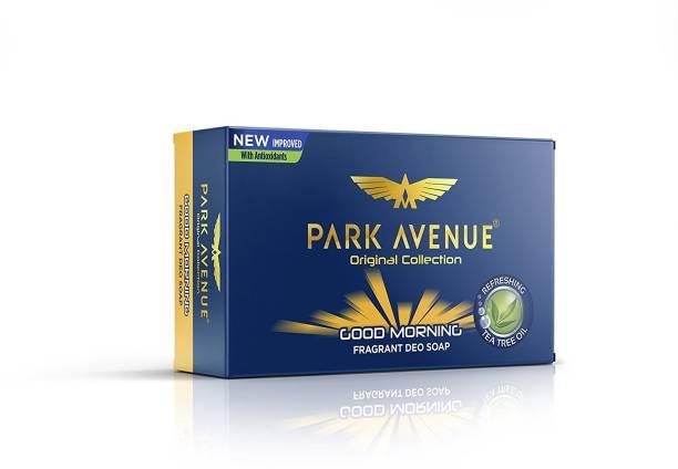 PARK AVENUE GOOD MORNING Fragrant Soap 125 g × 12 Pack Of 12