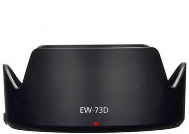 BOOSTY EW-73D Lens Hood for EF-S 18-135mm f/3.5-5.6 is USM Lens  Lens Hood