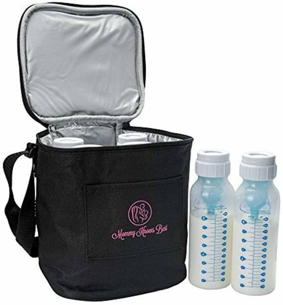Mommy Knows Best Baby Bottle Cooler Bag