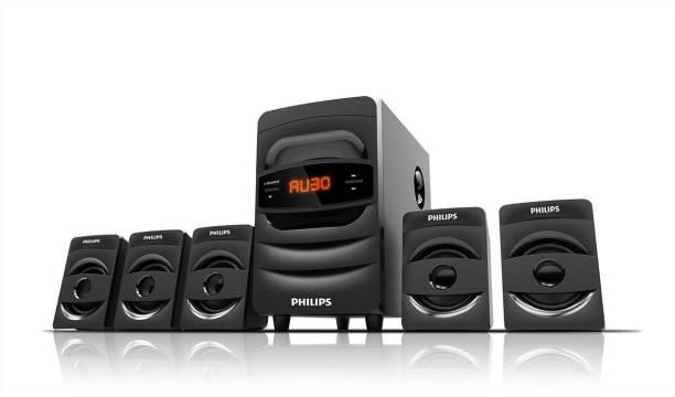 PHILIPS SPA5128B 40 W Bluetooth Home Theatre