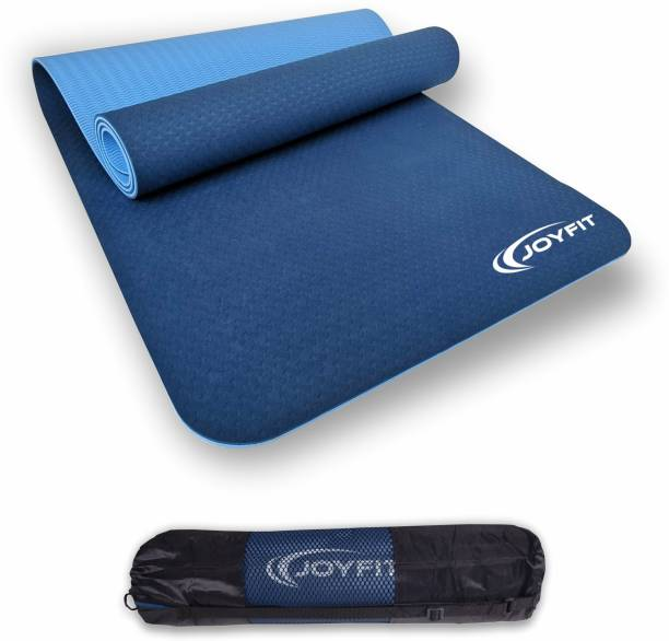 Joyfit Yoga Mat- Anti-skid Mat Blue 6 mm Yoga Mat