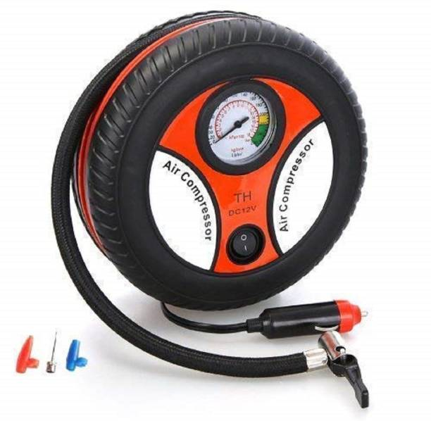jamunesh 260 psi Tyre Air Pump for Car & Bike