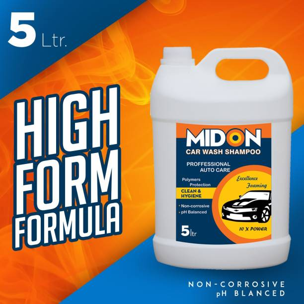 Midon Carwash Shampoo Liquid Car Washing Liquid