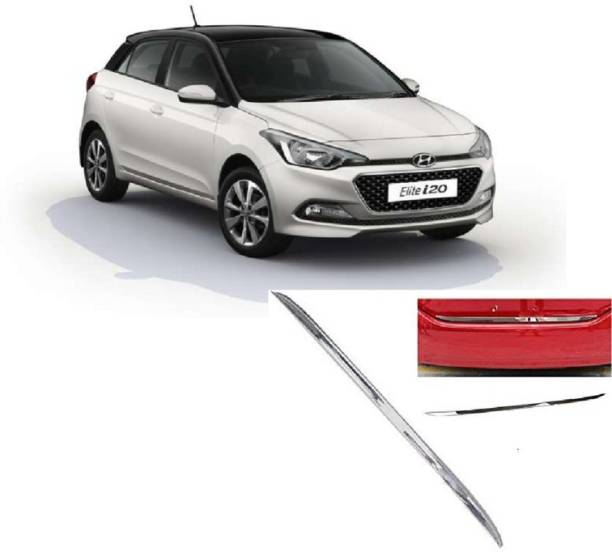 EMPICA 858559-76546336-8668-027 Glossy Hyundai Elite i20 Rear Garnish