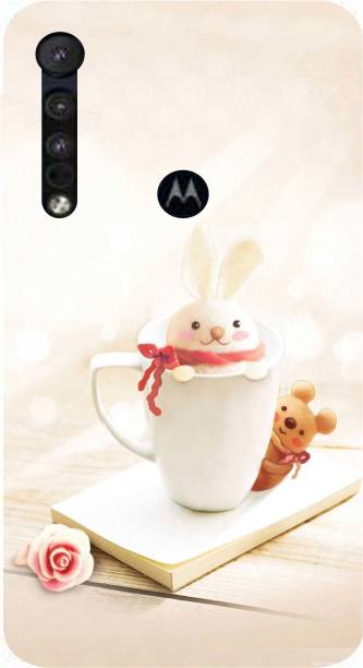 Everything. Back Cover for Motorola One Macro