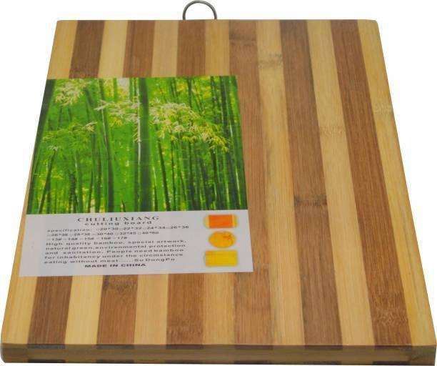 ShopiMoz 13 Inchx 9 Inch Chopping Board & Cheese Board Wooden Cutting Board