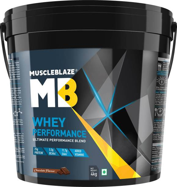 MUSCLEBLAZE Whey Performance Whey Protein