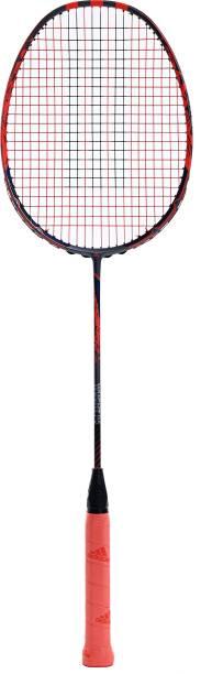 ADIDAS Wucht P5 Pink Strung Badminton Racquet