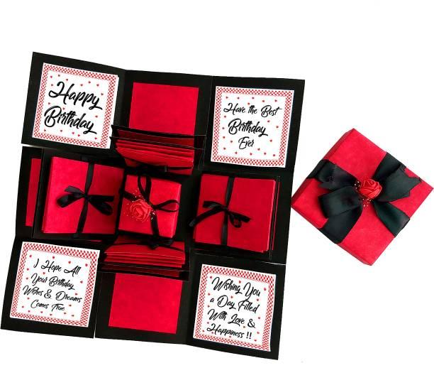 OddClick Greeting Card, Showpiece, Photoframe, Message Pills Gift Set