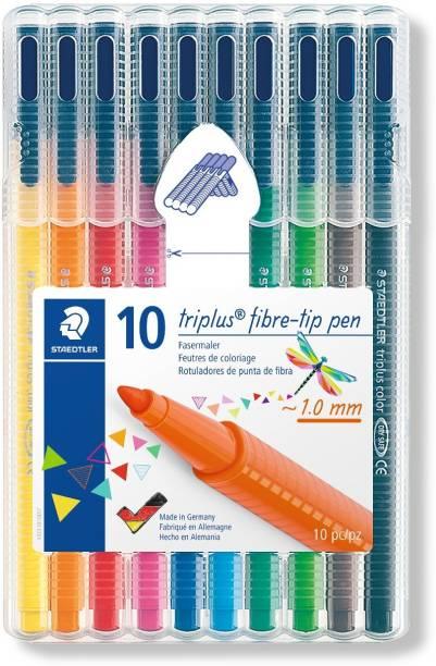 STAEDTLER Art Creation Fibre Tip Nib Sketch Pen