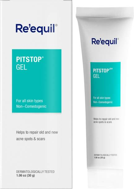 Re'equil Pitstop Gel for Old & New Acne Pits and Acne Scars