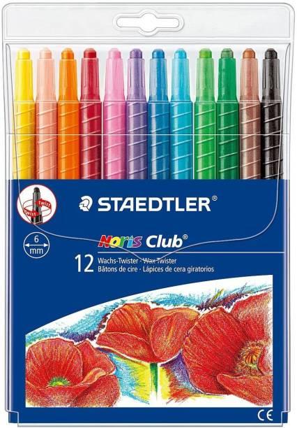 STAEDTLER Noris club Twistable wax crayons 221NWP12