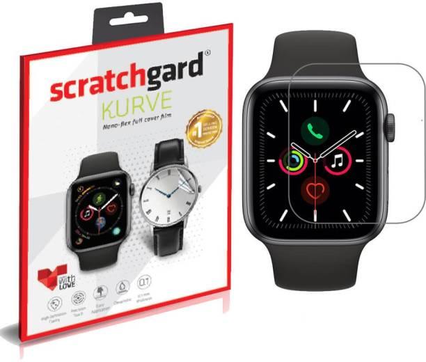 Scratchgard Nano Glass for Apple Watch Series 5, (44 mm)