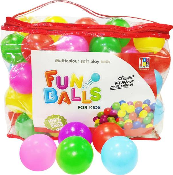 ITOYS 50 Ball Pool Toy for Kids Handball