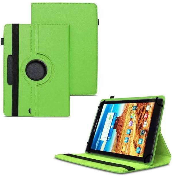 TGK Flip Cover for Lenovo S8-50 8 inch Tablet with Rotating Leather Stand Case