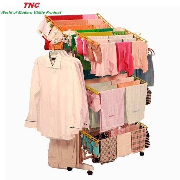 TNC Steel Floor Cloth Dryer Stand MS100