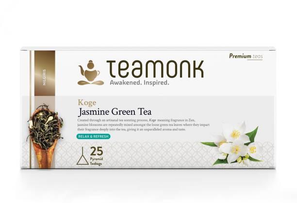 Teamonk Koge Jasmine Green Tea Box