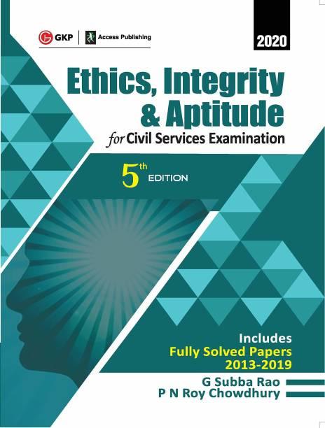 Ethics, Integrity & Aptitude
