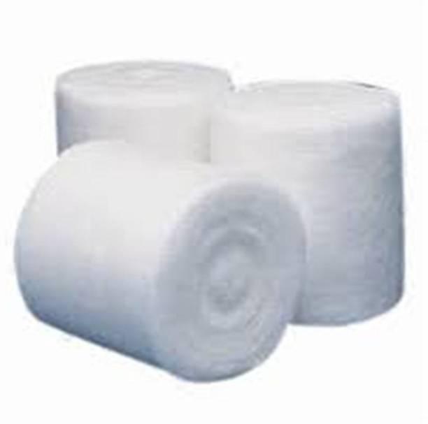 KAPFINEX SOLITAIRE FINE QUALITY WHITE COTTON ROLL