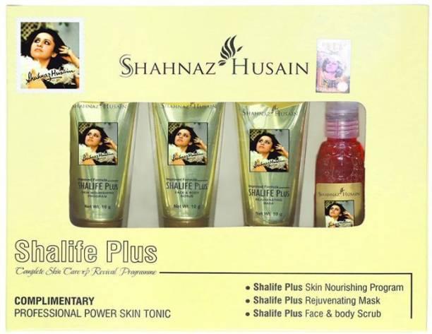 Shahnaz Husain Shalife Plus Skin Care (Min Kit) - 30 Gms.
