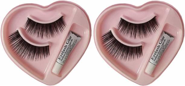 YATIN Eyelashes with Glue