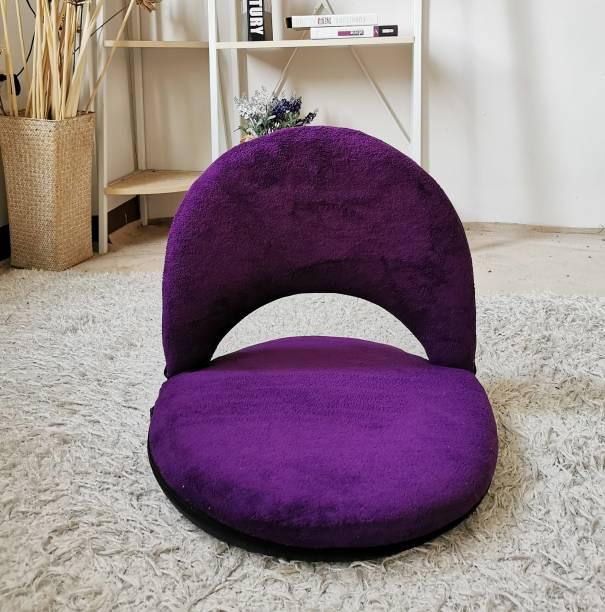 Furn Central Easy-0131 Purple Floor Chair