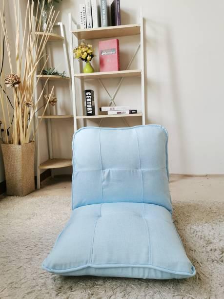 Furn Central Easy-0173-12 Blue Floor Chair