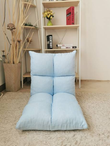 Furn Central Easy-0193M-12 Light Blue Floor Chair