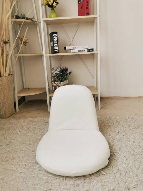 Furn Central Easy-0139-1 White Floor Chair